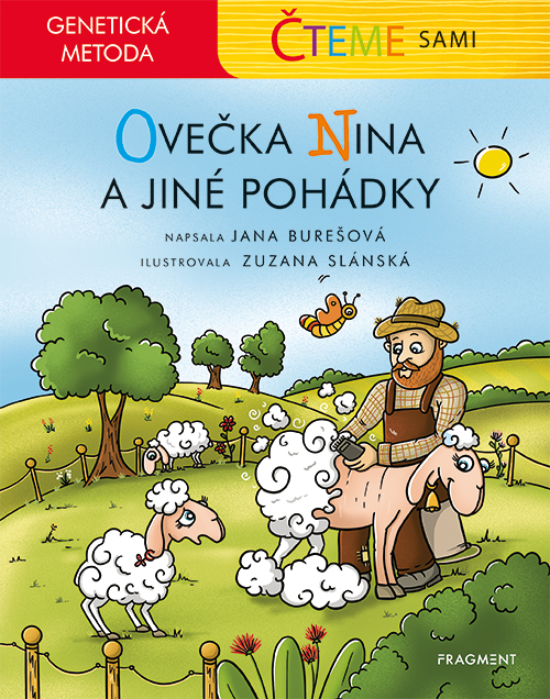 Knihy- Jana Burešová