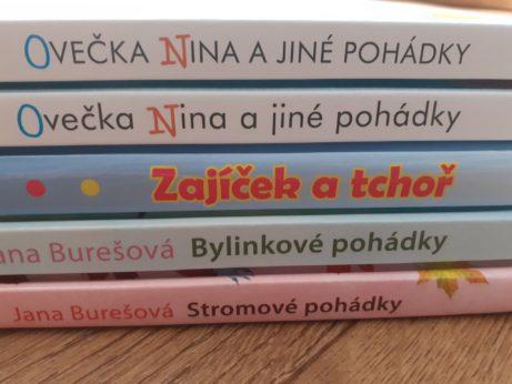 Knihy Jany Burešové
